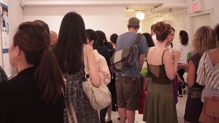 Blue Roses 2nd Exhibition 『Kawaii』 New York